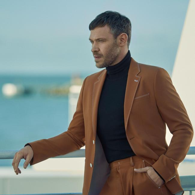 On the road again: Will Young heads to Bournemouth