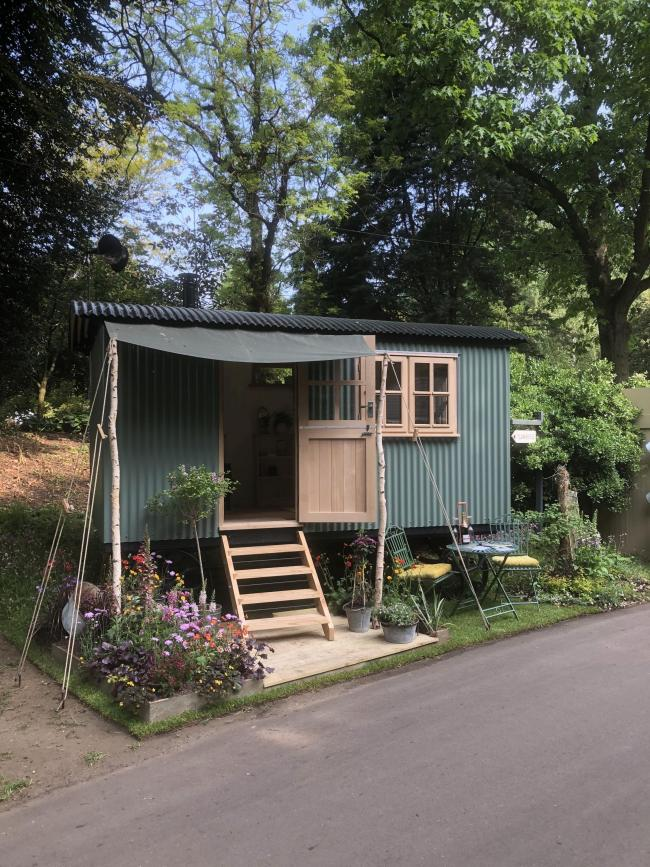 Here's how you can own one of these gorgeous Shepherd's Huts