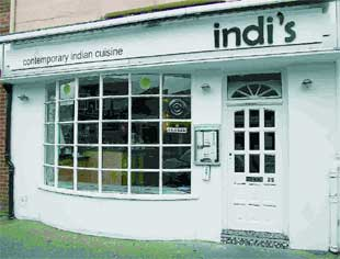 Contemporary Asian cuisine at its finest at Indi's