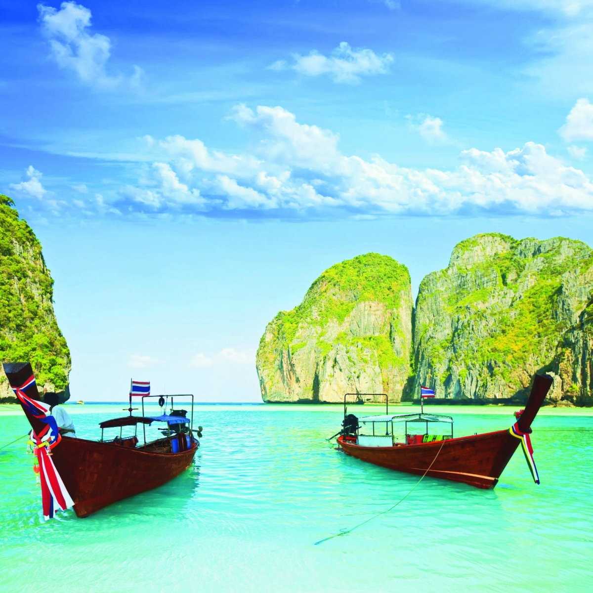 Thailand: not just for backpackers - why not try it with your family?