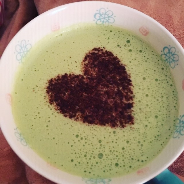 Food for Thought's Matcha Latte