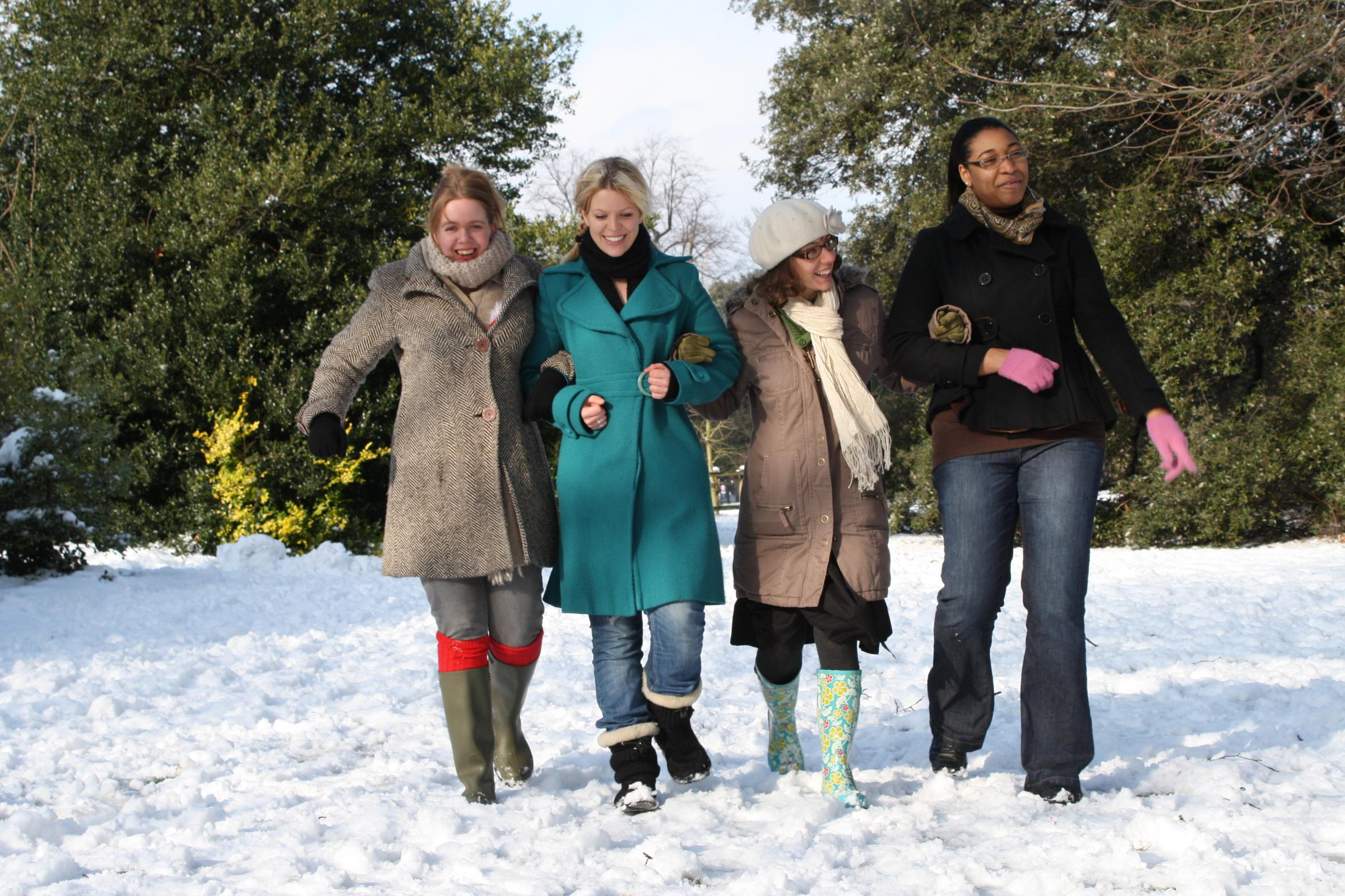Put your best foot forward with the Ramblers Festival of Winter Walks